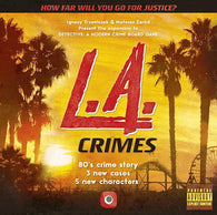 Detective: A Modern Crime Board Game - L.A. Crimes Expansion