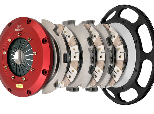 Triple Disc Clutch 2009-2015 Cadillac CTSV