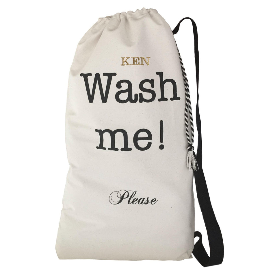 NYC Wash Me Laundry Bag - Stilren tvätt påse