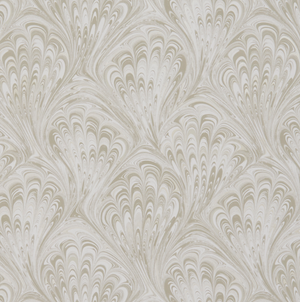 Flame Stitch Marble Wallpaper