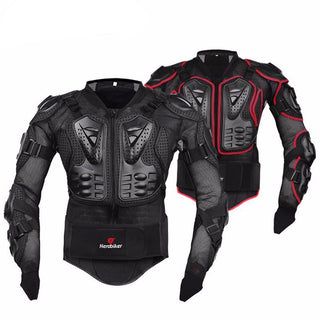 MOTORCYCLE BODY ARMOR JACKET
