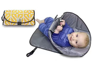 BabyPad - 3 in 1 Portable Changing Pad