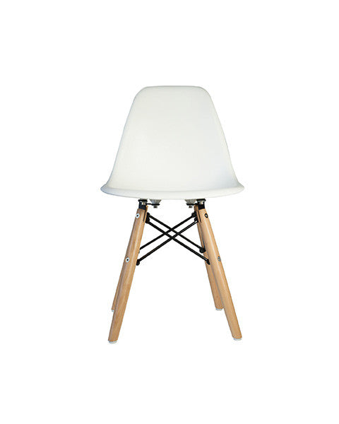 Silla Berlin Niños Blanco | Berlin Kids Chair  White