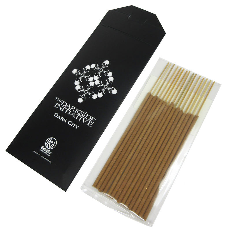 The Darkside Initiative x Kuumba International Short Stick Incense