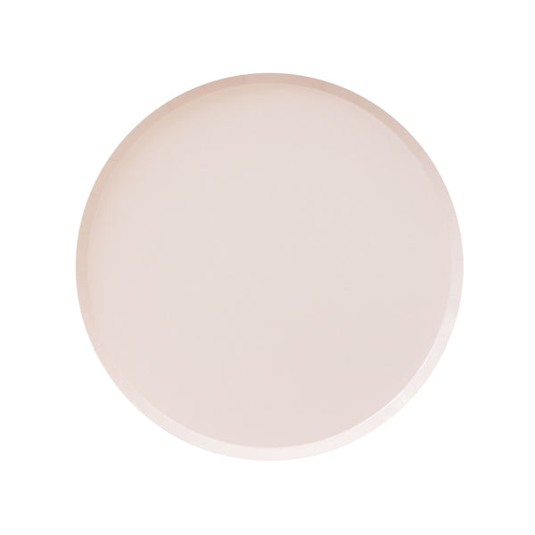 Nude Pink Party Plates