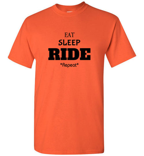 Eat, Sleep, Ride Fun Tee