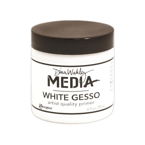 Dina Wakley Media - White Gesso