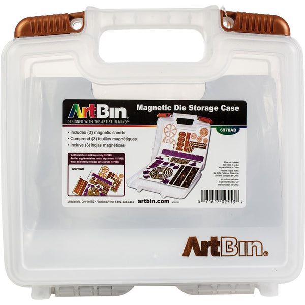 ArtBin - Magnetic Die Storage with 3 Sheets