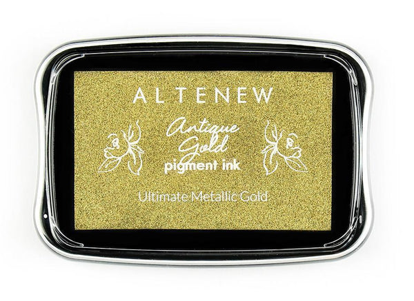 Altenew - Antique Gold Pigment Ink