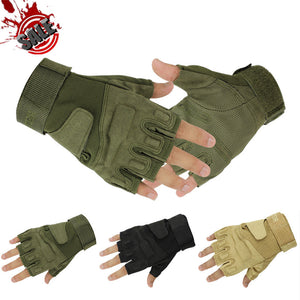 Blackhawk Hell Storm Tactical us Army Outdoor Combat Training Airsoft Shooting Combat Bicycle Paintball Half Fingerless Gloves