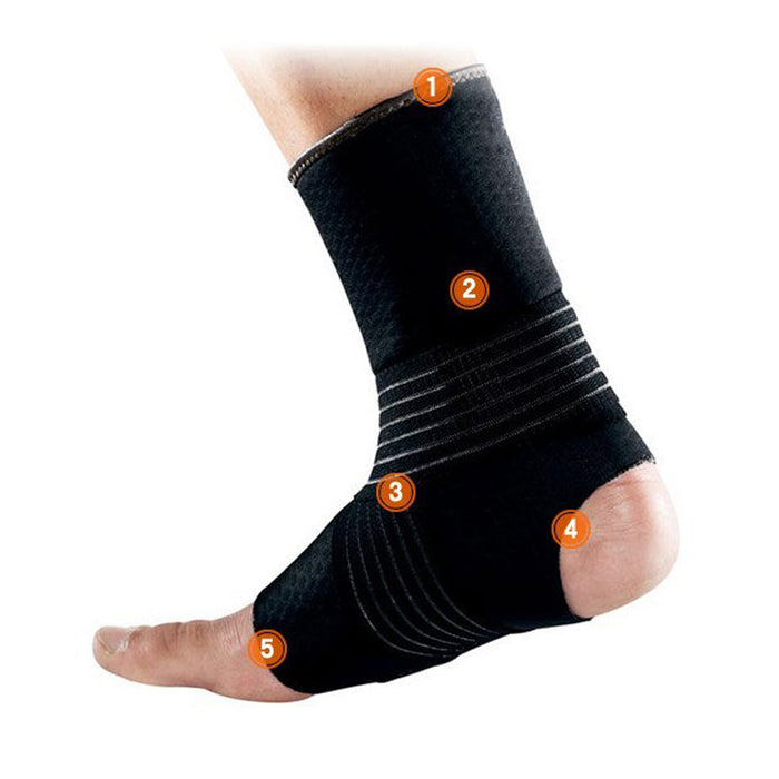 2017 Sports Ankle Support Brace to Prevent Injury and Reduce Pain