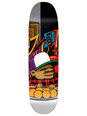 Heritage Reissue Last Supper Cholo SILKSCREENED 8.5 Skateboard Deck