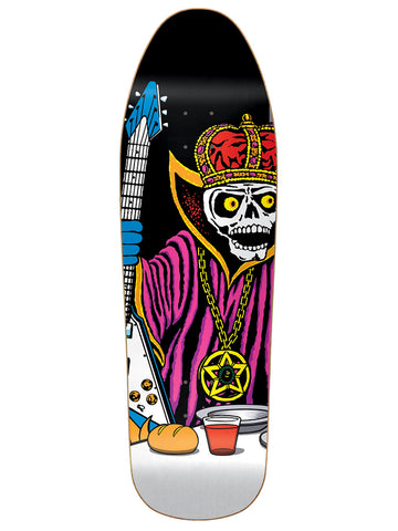 Heritage Reissue Last Supper Rock King SILKSCREENED 9.875 Skateboard Deck