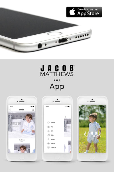 The Jacob Matthews App