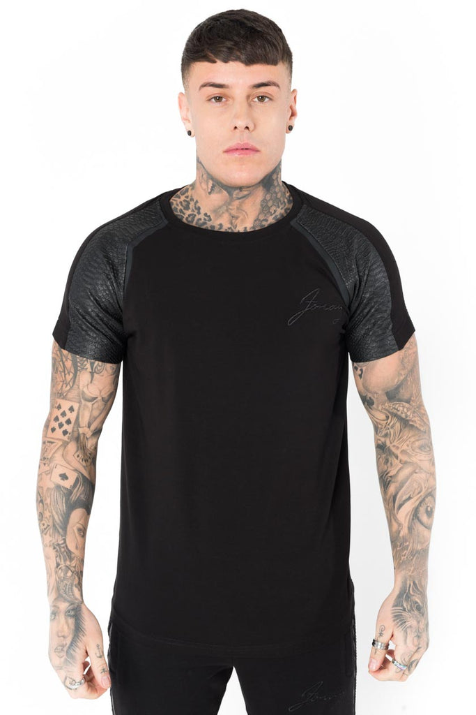 Foray Hunt Tee-Black