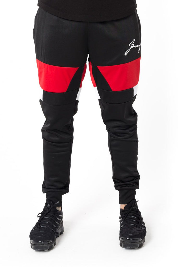 Foray Vice Jogger-Black