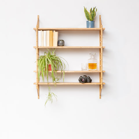 MIMA 4 Shelf Set Large Depth