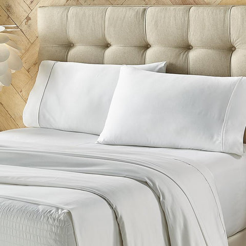 Sheet Set Royal Fit White 300 Thread Count 4-Piece Sheet Set Latest Bedding