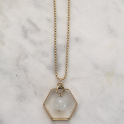 Satya Necklace - Moonstone