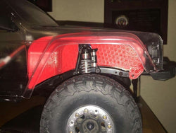 SCX-10.2 Inner Fenders full set