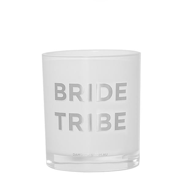 Bride Tribe - Large Bridal Candle