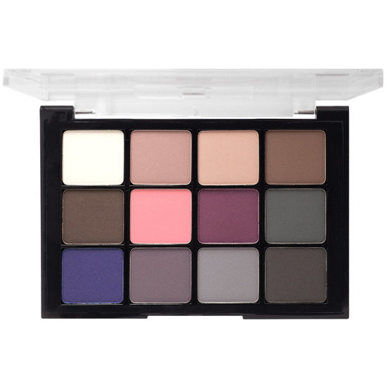 Cool Matte Eyeshadow Palette