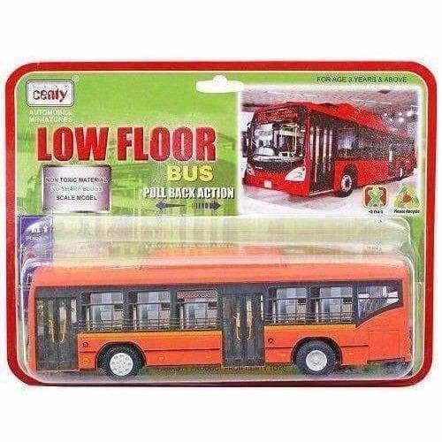 Centy Toys Low Floor CNG Bus - Dista Cart