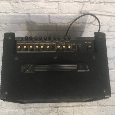 Roland KC-350 Stereo Mixing Keyboard Amplifier