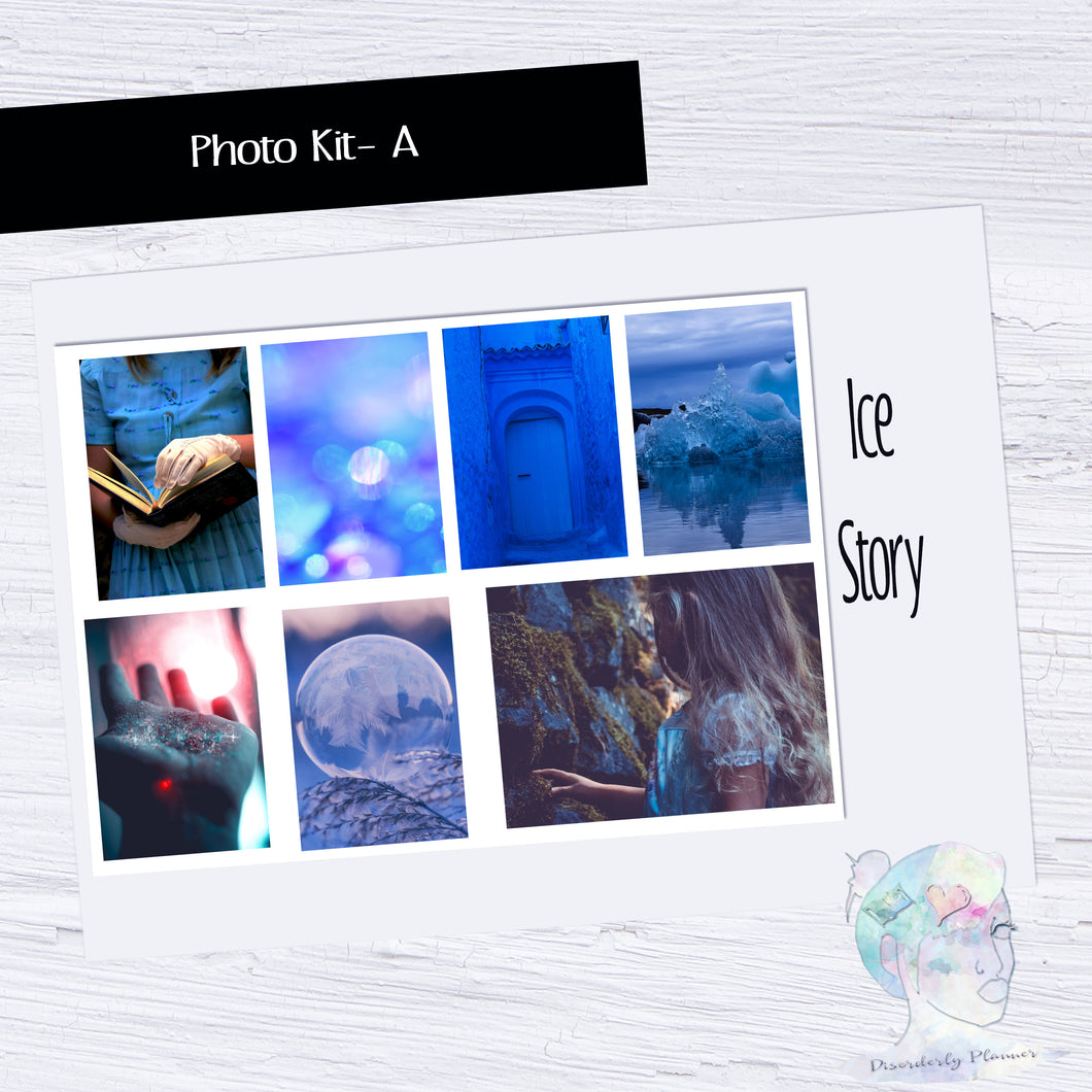 Ice Story-Photography