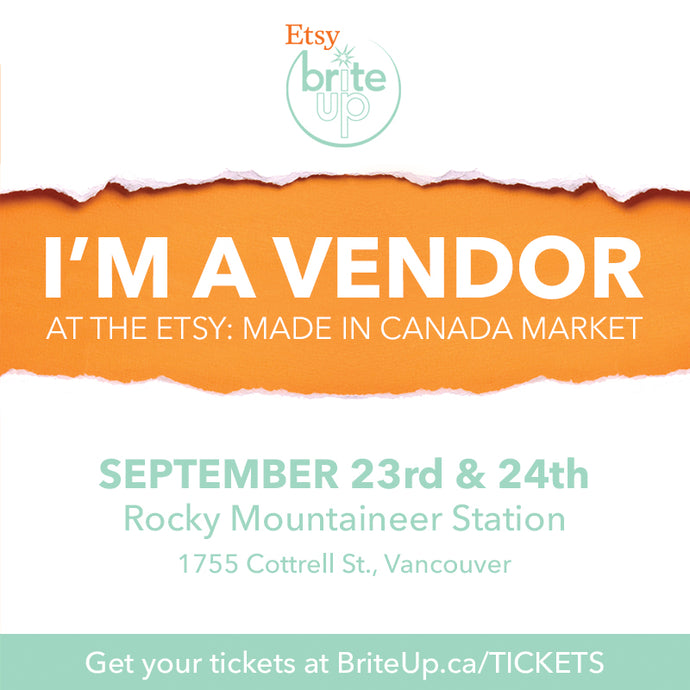 Etsy Made in Canada Market 2017