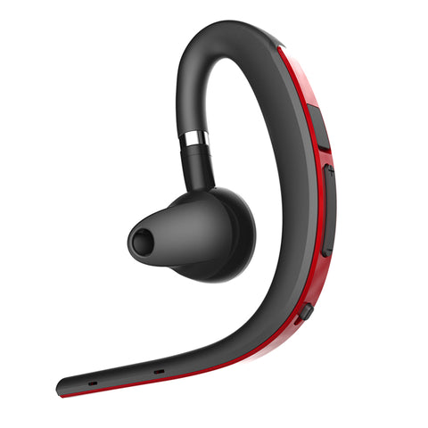 Drive Noise Cancelling Handsfree Business Wireless Bluetooth Headphone With Mic - Bluetooth Earphone - Youngerfan