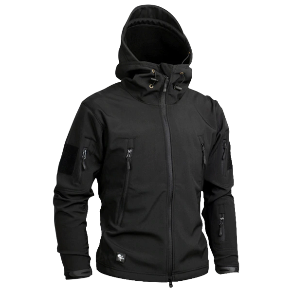 Tactical Jacket Black