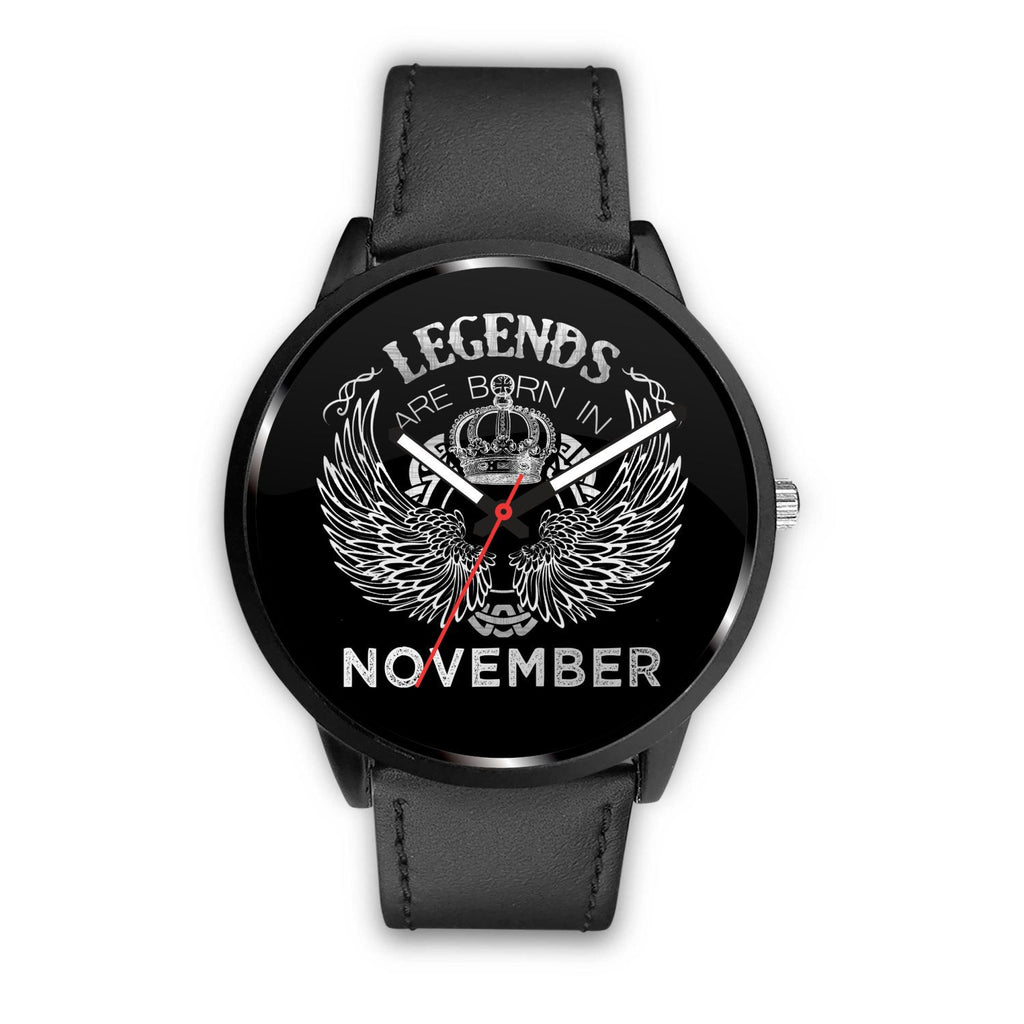 November Legend - Limited Edition Watch