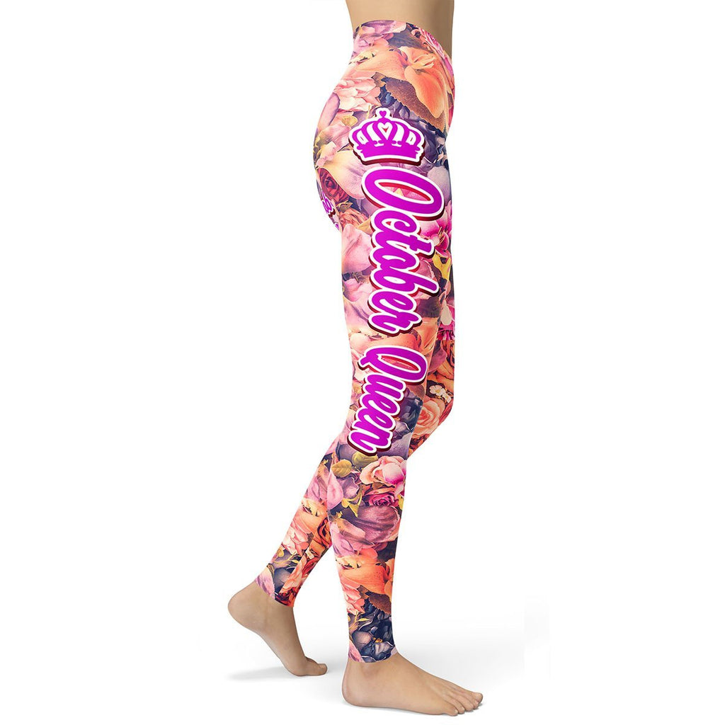 October Queen Leggings
