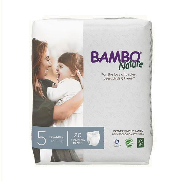 Bambo Nature Training Pants 5  Junior (20 pcs.)