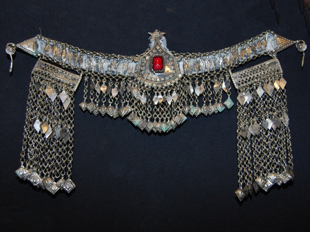 Balouchi Tribal Headdress
