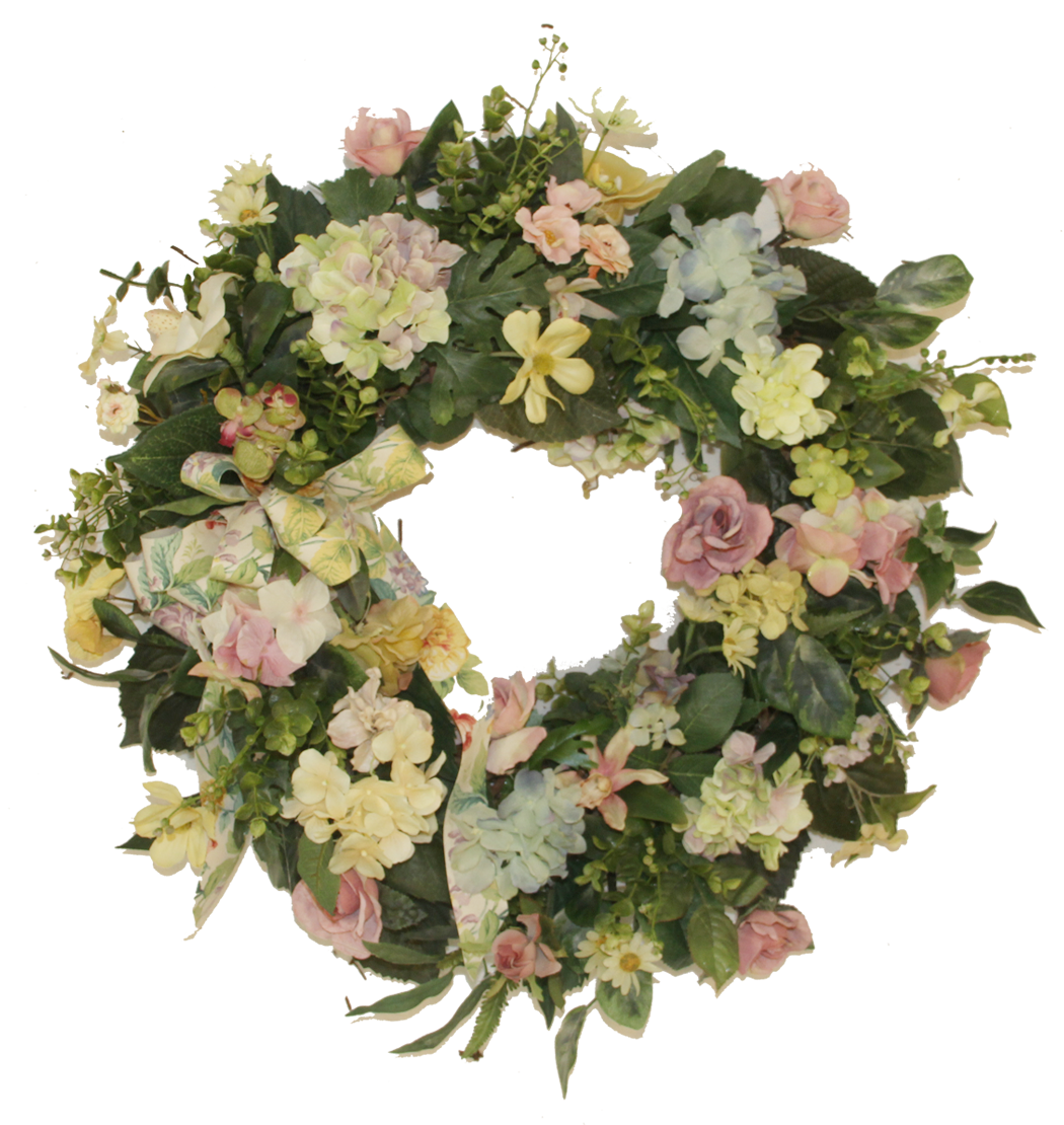 GallerySMW14 - April's Garden Wreath
