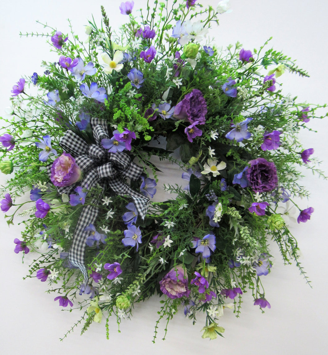 Gallery/Ver24 - April's Garden Wreath