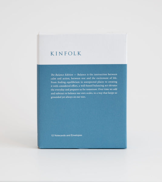 greeting card box set australia, blank notecards, designer cards, Kinfolk notecards Australia