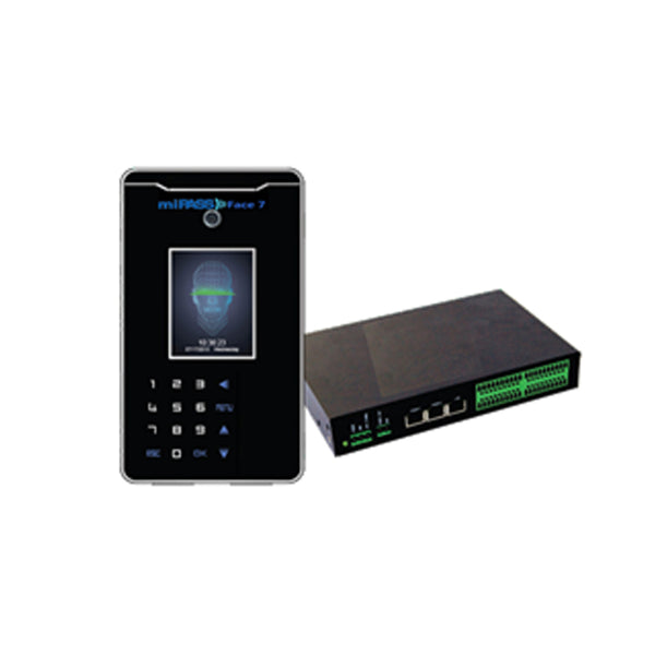 Facial Recognition miPASS Face 7 FR-SL1 - csmerchants.com.au