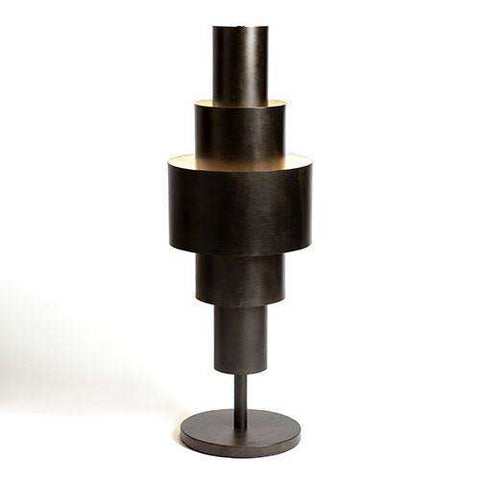 Buy Babylon Table Lamp-Bronze Online at best prices in Riyadh