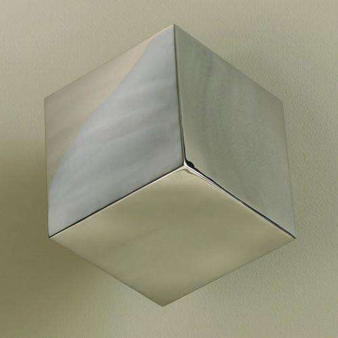 Tumbling Block Wall Cube-Stainless Steel