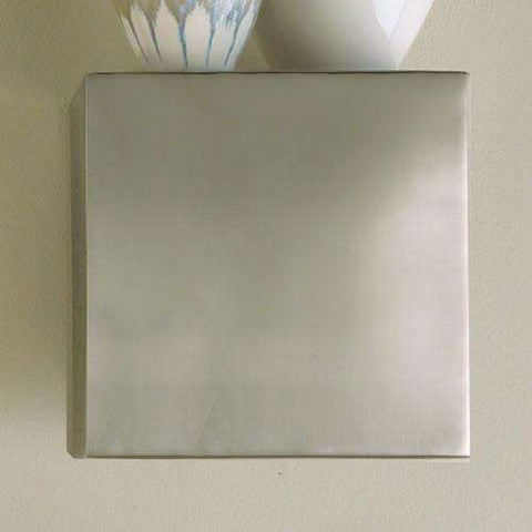 Wall Cube-Stainless Steel