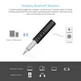 Wireless Bluetooth Audio Receiver