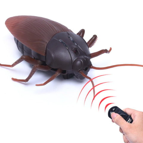 Prank Toy Remote Control Cockroach