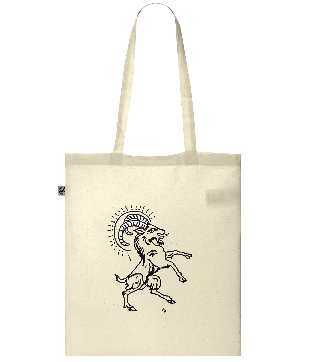 Shopper Tote Bag - IN CORNUTUM