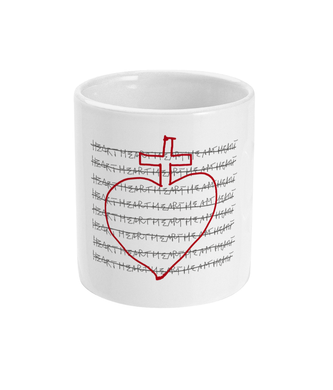 Mugs - HEART HERASE