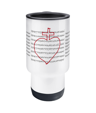 Travel Mugs - HEART ERASE