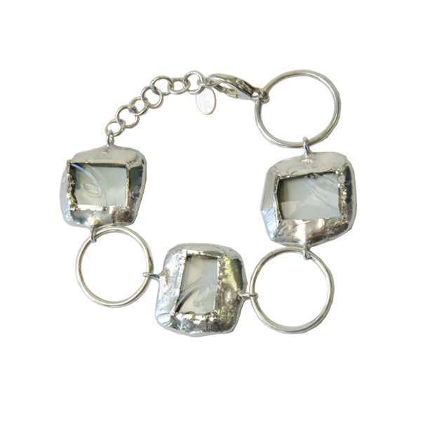 Coca-Cola Recycled Circle Ring Bracelet
