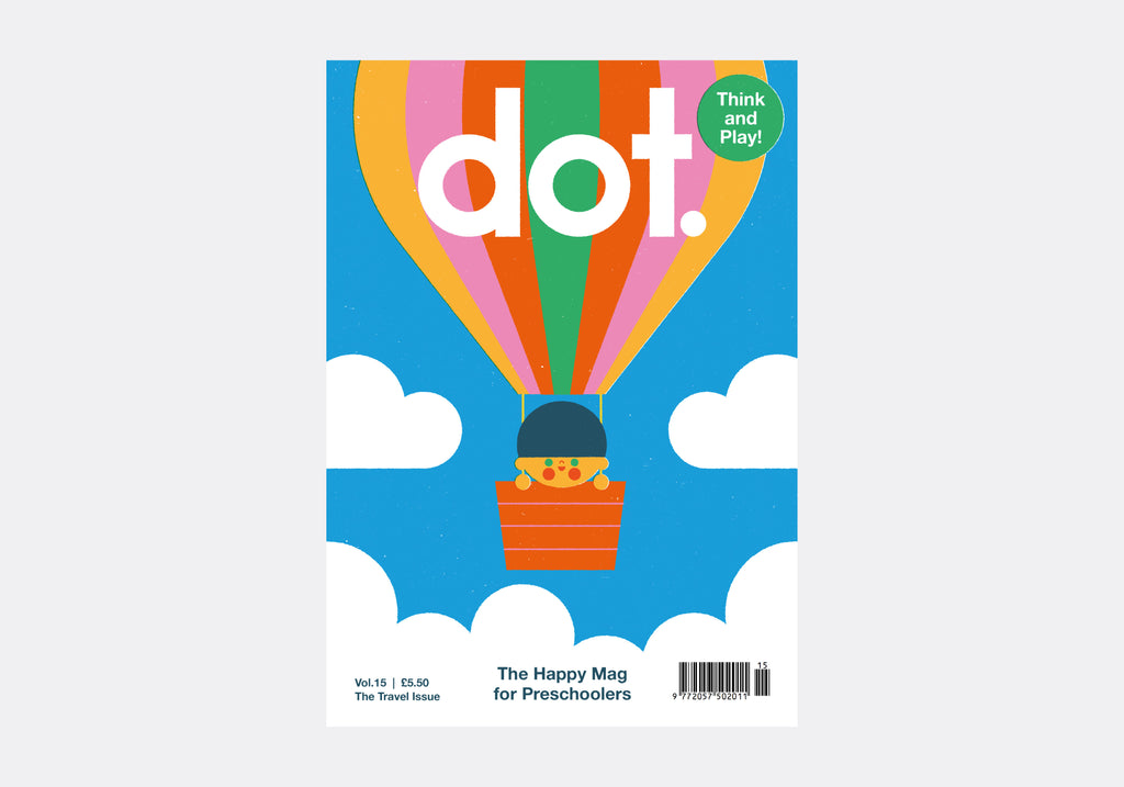 DOT - TRAVEL - Volume 15